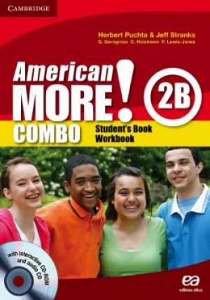 American More! Combo 2B