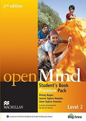 Openmind 2nd Edition Student´s Book Premium Pack 2