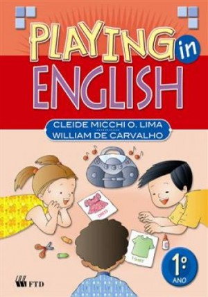 Playing in English 1º Ano