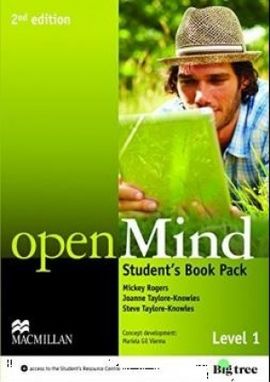 Openmind 2nd Edition Student´s Book Pack With Workbook 1