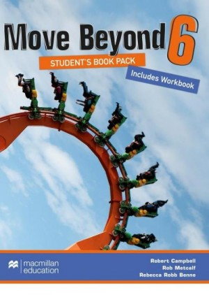 Move Beyond Student´s Book & Workbook 6