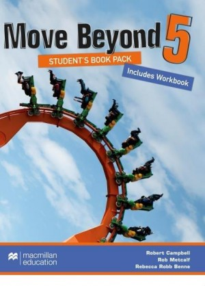 Move Beyond Student`s Book & Workbook 5