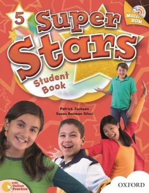 Super Stars Student Book 5º Ano