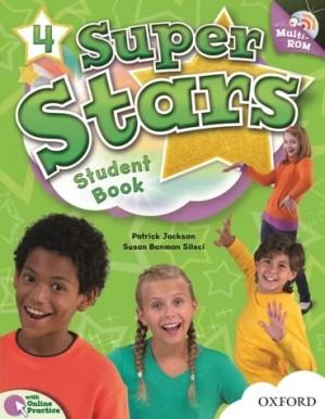 Super Stars Student Book 4º Ano