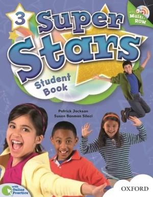 Super Stars Student Book 3º Ano