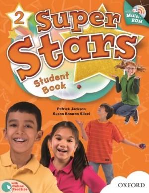 Super Stars Student Book 2º Ano