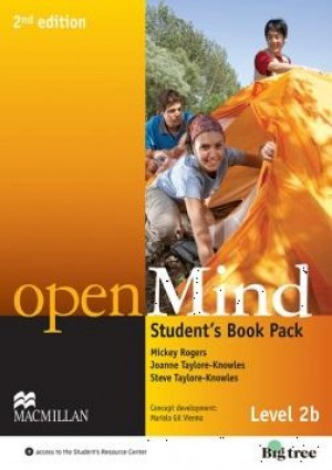 Openmind Student´s Book Pack With Workbook 2b