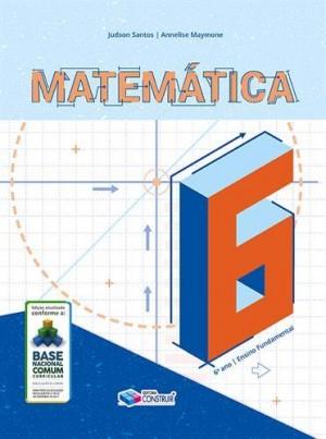 Matemática Judson 6º Ano - 5ª Edição