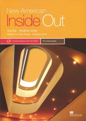 New American Inside Out Student´s Book Pre-Intermediate