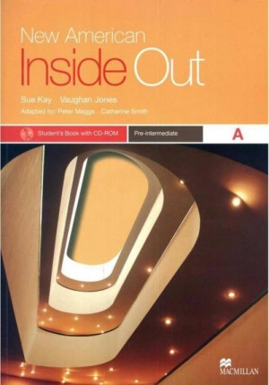 New American Inside Out Student´s Book Pre-Intermediate - A