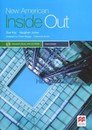 New American Inside Out Student´s Book Intermediate