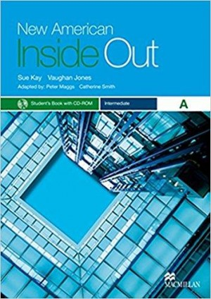 New American Inside Out Student´s Book Intermediate - A