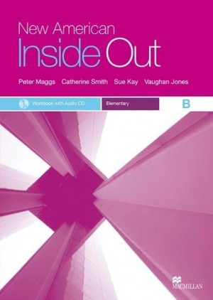New American Inside Out Workbook Elementary - B