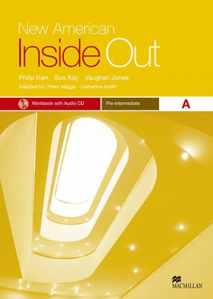New American Inside Out Workbook Pre-Intermediate - A