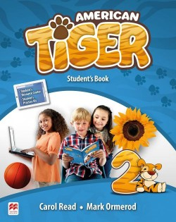 American Tiger Student´s Book Pack - 2
