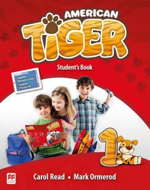 American Tiger Student´s Book Pack - 1