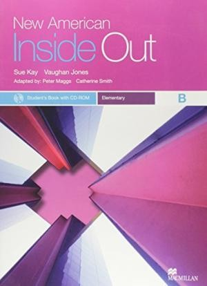 New American Inside Out Student´s Book Elementary - B