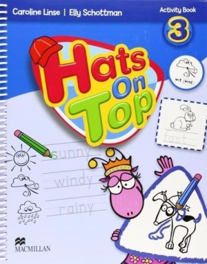 Hats On Top Activity Book 3