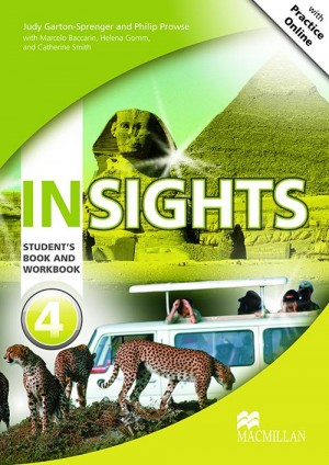 Insights Student´s Book With Workbook 4