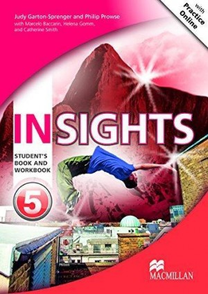 Insights Student´s Book With Workbook 5