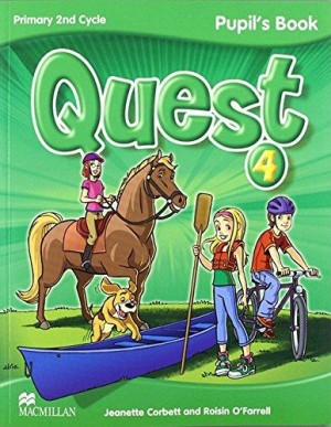 Quest Activity Book 4