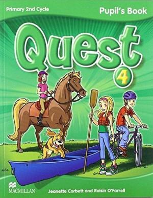 Quest Activity Book 4
