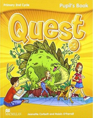 Quest Activity Book 3