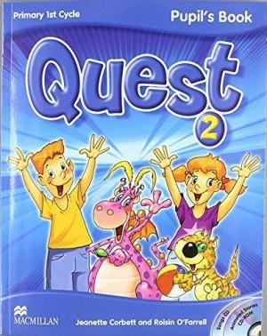 Quest Pupil´s Book 2