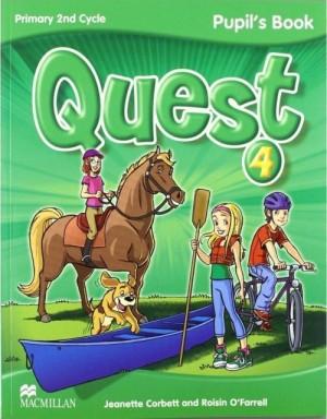 Quest Pupil´s Book 4