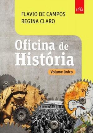 Oficina de História Volume Único - 1ª Edição
