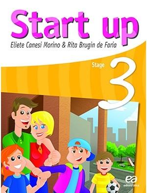 Start Up Stage 3 - 2ª Edição