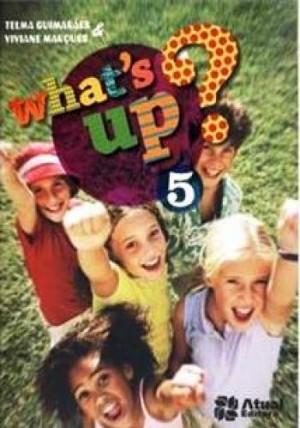 Whats Up? 5º Ano - 1ª Edição