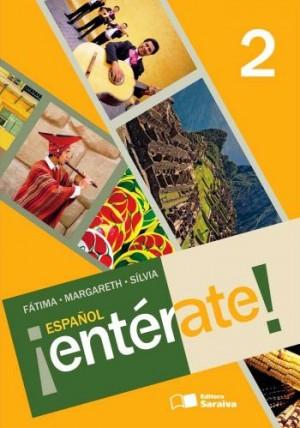 Espanhol Entérate! 2 - 4ª Edição