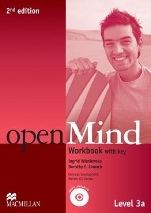 Openmind 2nd Edition Student´s Pack With Workbook 3a
