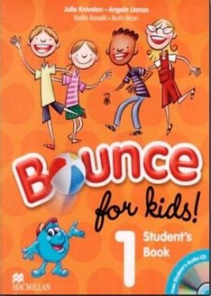 Bounce For Kids! Student´s Book 1