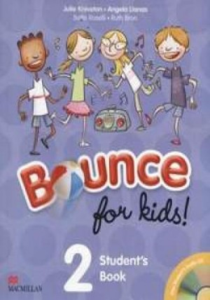 Bounce For Kids! Student´s Book 2
