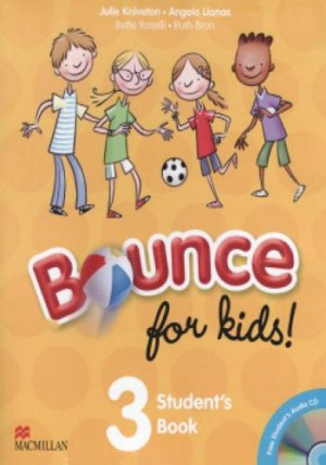 Bounce For Kids! Student´s Book 3