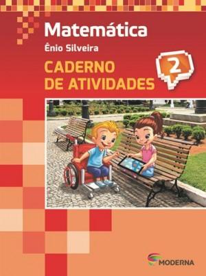 Matemática Ênio Caderno de Atividades 2º Ano - 4ª Edição