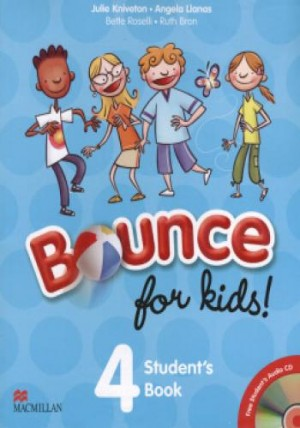 Bounce For Kids! Student´s Book 4