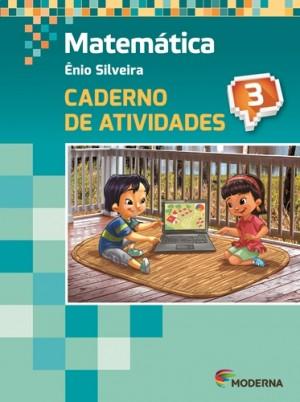 Matemática Ênio Caderno de Atividades 3º Ano - 4ª Edição