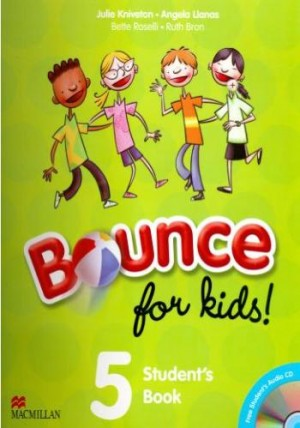 Bounce For Kids! Student´s Book 5