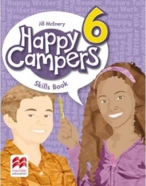 Happy Campers Student´s Book Pack With Skills Book 6