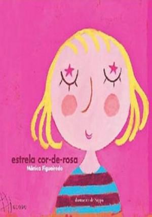 Estrela cor-de-rosa
