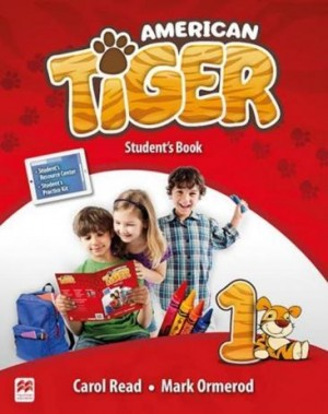 American Tiger Student´s Book With Workbook Pack 1