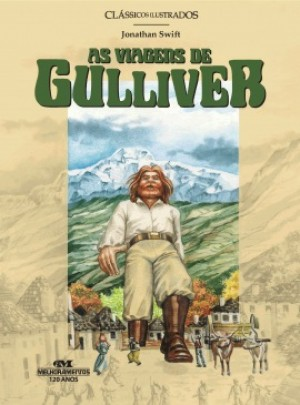 Clássicos Ilustrados - As Viagens de Gulliver