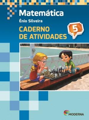 Matemática Ênio Caderno de Atividades 5º Ano - 4ª Edição