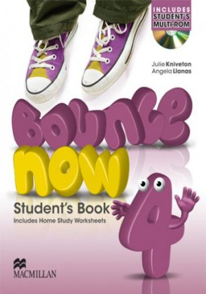 Bounce Now Students Book 4