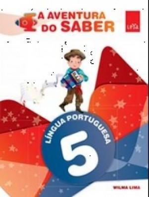 Aventura do Saber Português 5º Ano - 1ª Edição