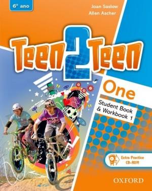 Teen2Teen Student Book e Workbook 1