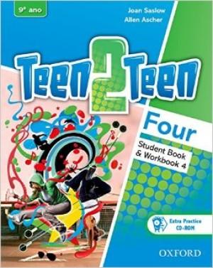 Teen2Teen Student Book e Workbook 4